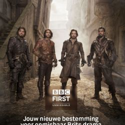 BBC Musketeers poster