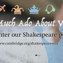 Shakespeare Twitter Header